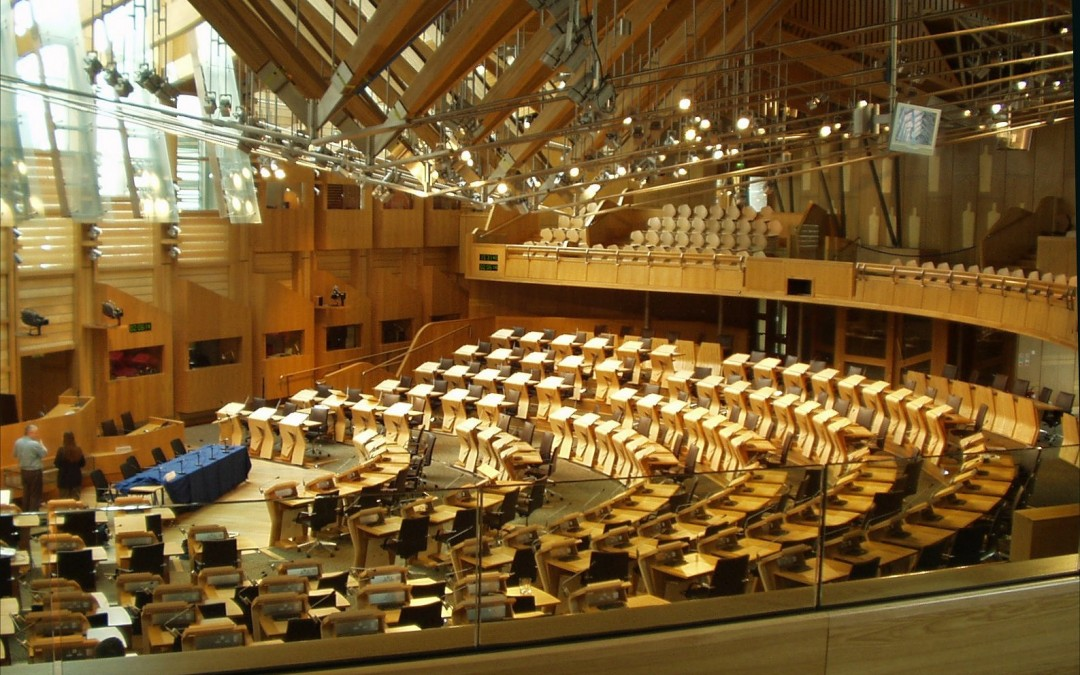 Invicta Director Mark Cummings welcomes Lobbying Bill against backdrop of greater powers for Holyrood